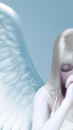 Download Wallpaper 720x1280 Angel, Statuette, Harmony Samsung Galaxy S3 HD Background