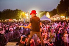 History of Denton Arts & Jazz Festival