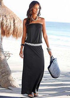 Patrones y Costura: BEACH DRESS