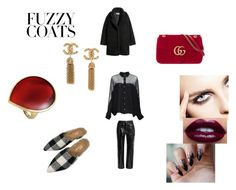 """""""Ruby Tuesday"""" by ruedelamodeboutique on Polyvore featuring Gucci, rag & bone and Ippolita"""