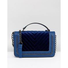 e990704d0d60 Yoki Chain Edge Across Body Bag ( 32) ❤ liked on Polyvore featuring bags