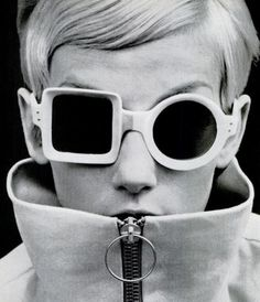 Vintage white #Sunglasses