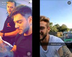 Snapchat oficial do Lucas Lucco, clique na imagem!