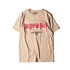Justin Bieber Purpose tour 2016 T-shirt-My Mama don't like you