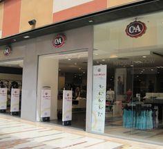 C&A: ropa para mujer, hombre y niño. Local: 110