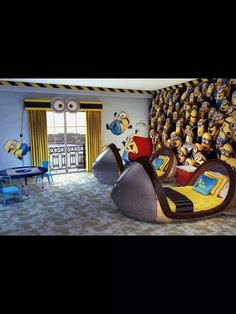 coolest bedroom EVER!!!!