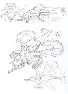 UC VTOL aircraft2 by TugoDoomER on deviantART