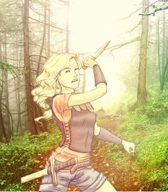 Annabeth Chase-thought this was cool :)