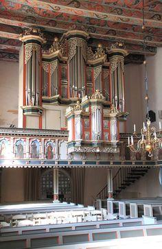 Blexen Orgel