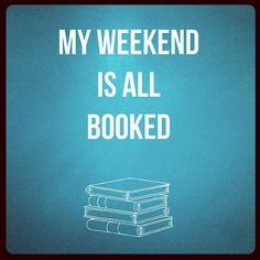 Weekend reading.
