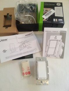 GE Z-Wave Wireless Lighting Control On/Off/Dimmer Switch #GE