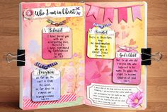Proverbs 31 Woman Online Class can be joined any time here. We have a very active Bible Journaling FacebookGroup discussing this class. We begin and end this course with lessons focusing on your relationship with God (lesson one and twenty-two). The 20 lessons in-between (two through twenty-one) …Read more...