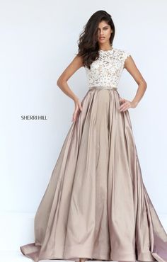 Sherri Hill Prom Gown Available at Bridal and Formal's Club Dress (513)821-6622 300 W Benson St. Cincinnati OH 45215