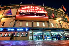 Wrigley Field's 100th Anniversary. gave the book to my hubby for Christmas. he is a die hard Cubs fan. we have been there a few times.