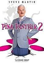 DVD : The Pink Panther 2 (2009, 2-Disc Set, with Bonus Disc) Comedy Steve Martin #MGM