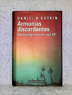 Libro Armonías discordantes, de Daniel B. Botkin, disponible en comprar.club
