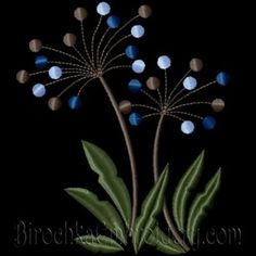 Free Machine Embroidery Design – Page 2 – Birochka Embroidery