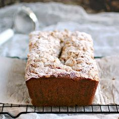Hungry Couple: Cinnamon Streusel Banana Bread