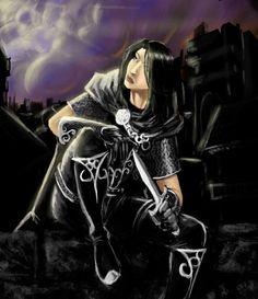 Apsalar by ~slaine69 on deviantART -- Steven Erikson's Malazan Book of the Fallen