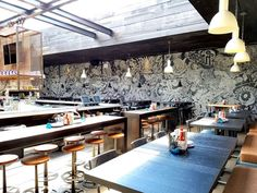 West Loop Welcomes Federales' Tacos & Retractable Roof Today