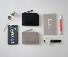 corner wallet . #figgygoods #피기굿즈