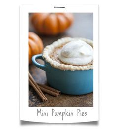 Mini+Pumpkin+Pies.jpg (570×638)