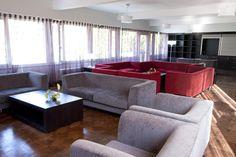 Salón de Lectura & TV - Hotel Marvel Condes del Pallars***