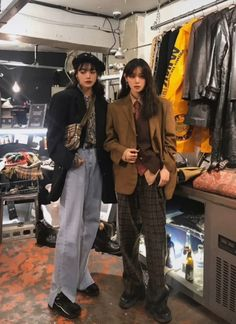 Mode Outfits, Trendy Outfits, Fashion Outfits, Womens Fashion, Mode Streetwear, Streetwear Fashion, Korean Street Fashion, Mode Vintage, Asian Style