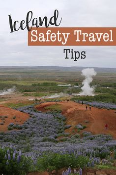 Going to Iceland and not sure what to lookout for? Keep yourself safe with our Iceland Safety Travel Tips! | Europe | Travel Tips | Safety Tips |