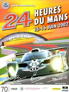 2002 70ª 24 Horas de Le Mans