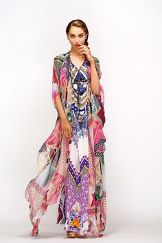 One day I'll be able to afford a Camilla kaftan...