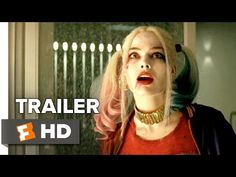 Suicide Squad Official Trailer #1 (2016) - Jared Leto, Margot Robbie Movie HD - YouTube