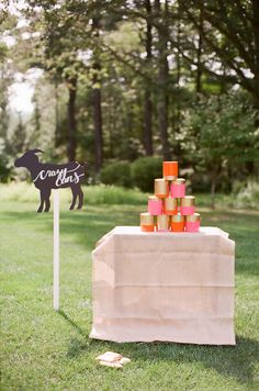 Modern State Fair Birthday Party - http://www.stylemepretty.com/living/2014/09/11/audreys-birthday-party/