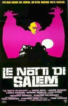 STEPHEN KING ONLY: Le Notti di Salem - 1979