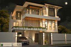 Agustin House on Behance