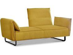 Schoner Wohnen Sofa Vision Safran Stoff Love Seat Furniture Couch