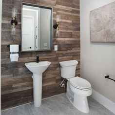 Idea, tactics, and resource beneficial to getting the most effective outcome and attaining the optimum use of home renovation guide Home Renovation, Cabana, Home Improvement Loans, Bathroom Colors, Bathroom Remodeling, Bathroom With Wood Wall, Basement Bathroom Ideas, Modern Bathroom, Bathroom Wall Ideas