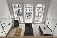 Central London Flat by VW BS | HomeDSGN