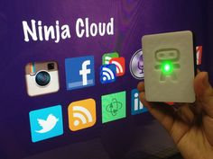 Ninja Blocks: Connect your world with the web. by Ninja Blocks, via Kickstarter. Another Twine-like idea...