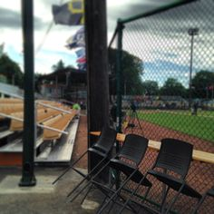#iSpyKI at the Green Bay Bullfrogs game! Legs play ball! #strive #design