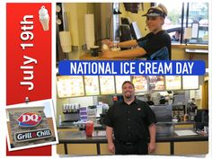 National Ice Cream Day | Downtown | Lawrenceburg, Kentucky