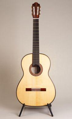 Hauser Concert Guitar