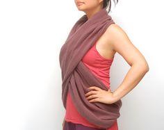 How to Wear an Infinity Scarf -- via wikiHow.com