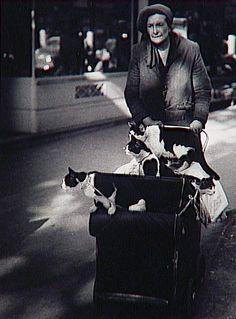 Brassaï - Paris, 1946