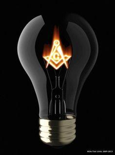 lamp freemason bulb UNITY? Enclosure, Theme &. Variation.