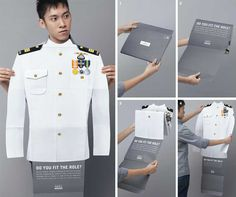 navy mailer - Direct Mailing Marketing - Ideas of Direct Mailing Marketing - navy mailer