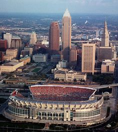 Cleveland Browns Stadium - Cleveland, Ohio