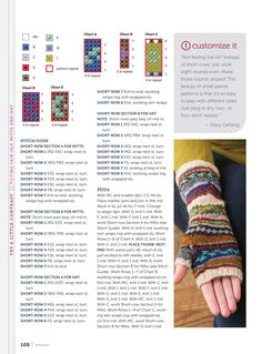 How To Purl Knit, Knit Purl, Knitting Short Rows, Mittens Pattern, Fall Winter 2014, Leg Warmers, The Borrowers, Fingerless Gloves, 3 D