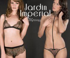 Divissima zeigt neue Jardin Imperial #Dessous Kollektion | #Fashion Insider Magazin