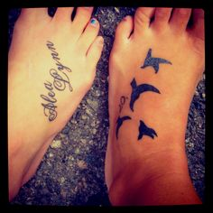 Pictures Awesome Foot And Flip Flop Tattoo Designs